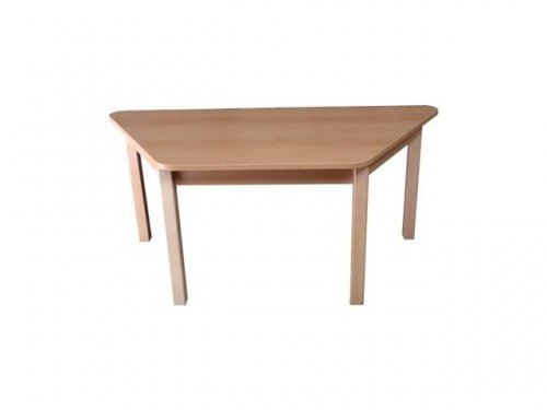 Trapeziodal table